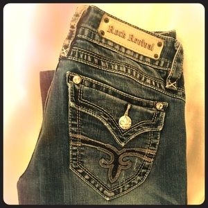 Easy boot jeans